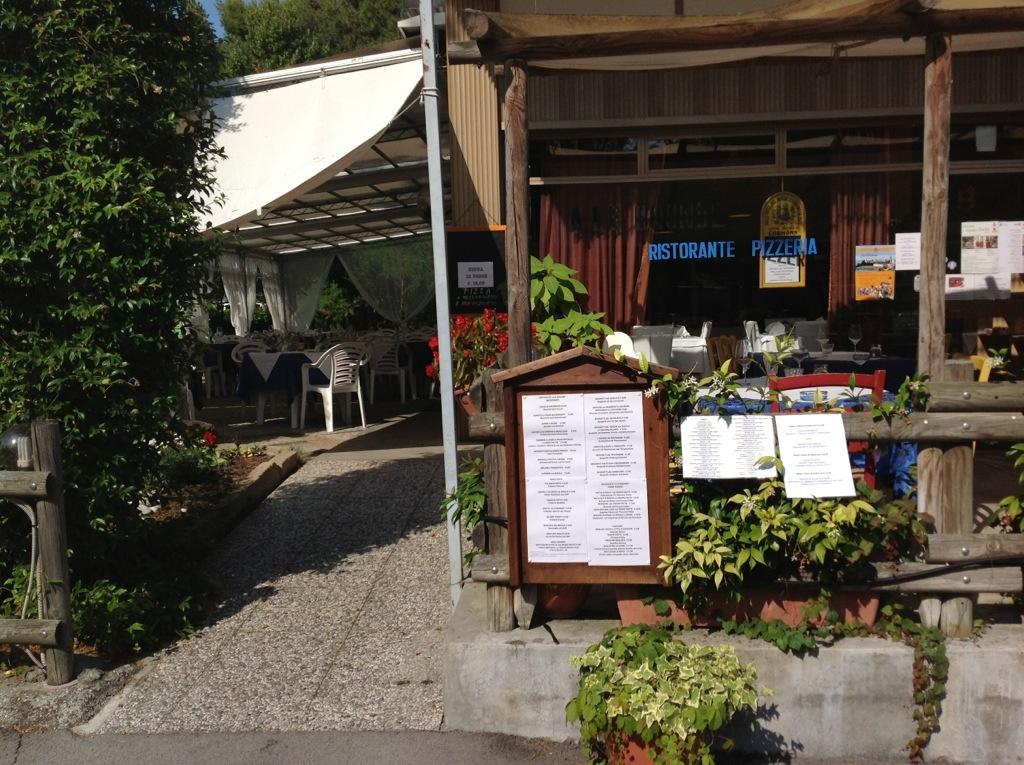 Ristorante/pizzeria A Le Bronse