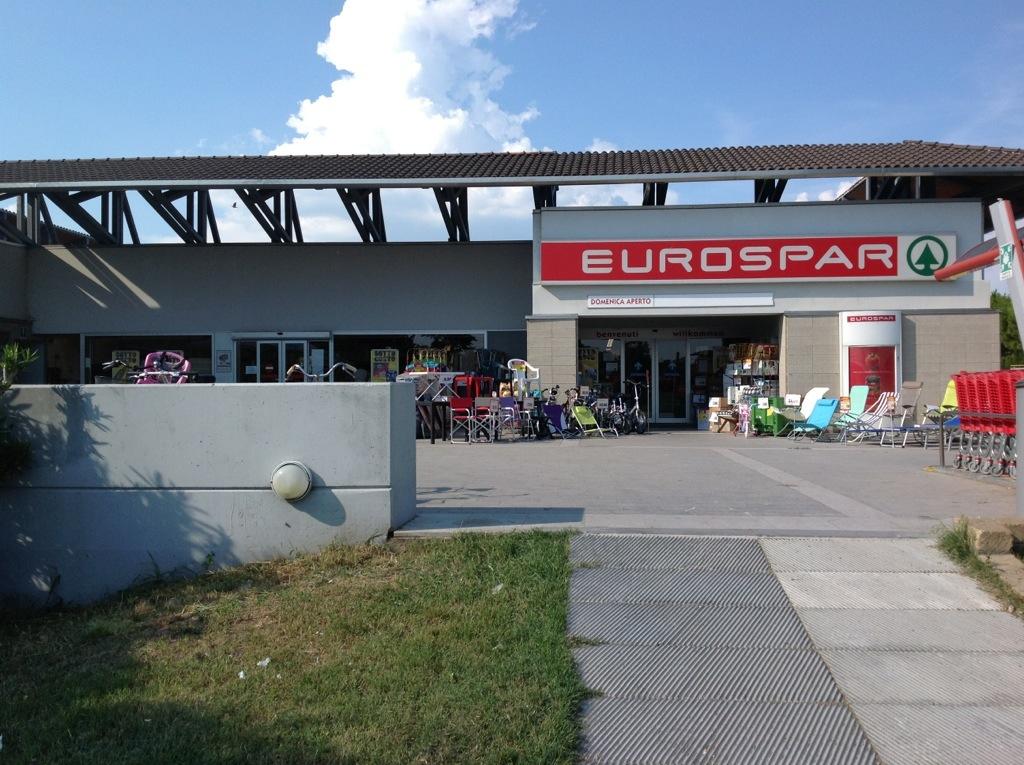Supermercato Eurospar