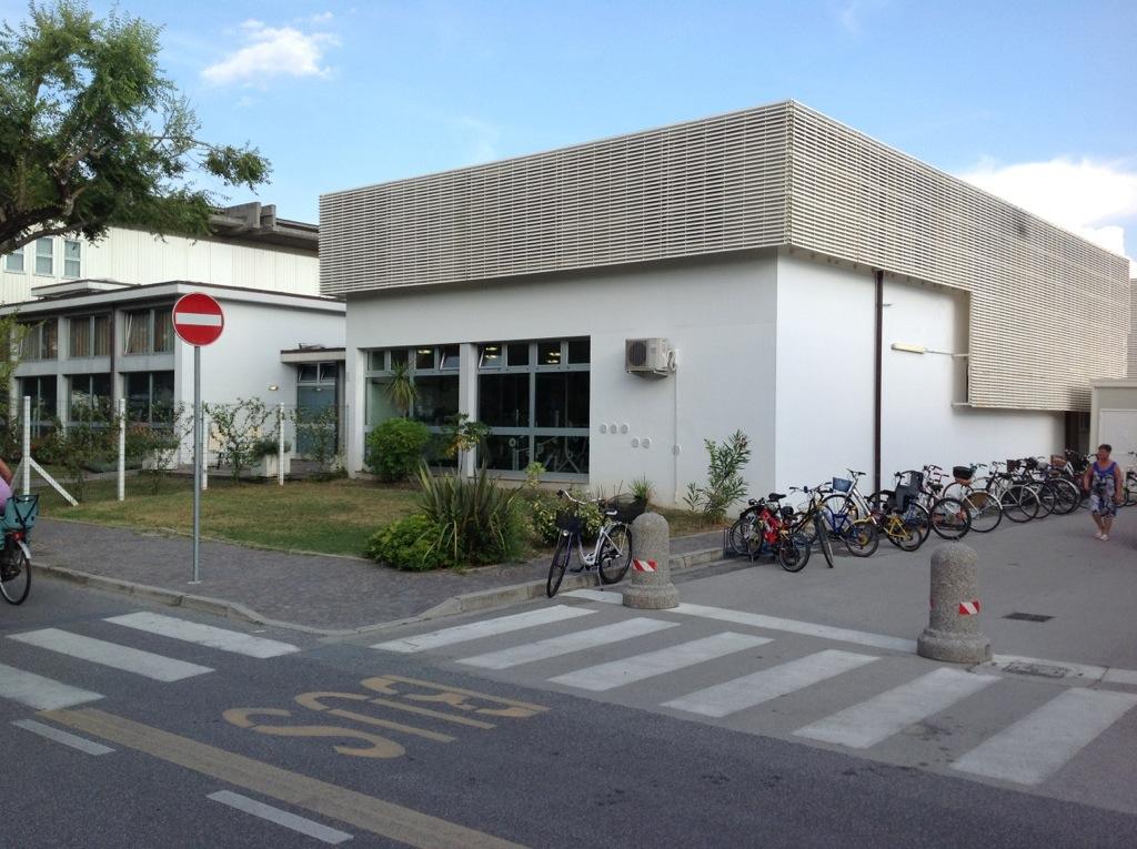 Centro fitness area termale