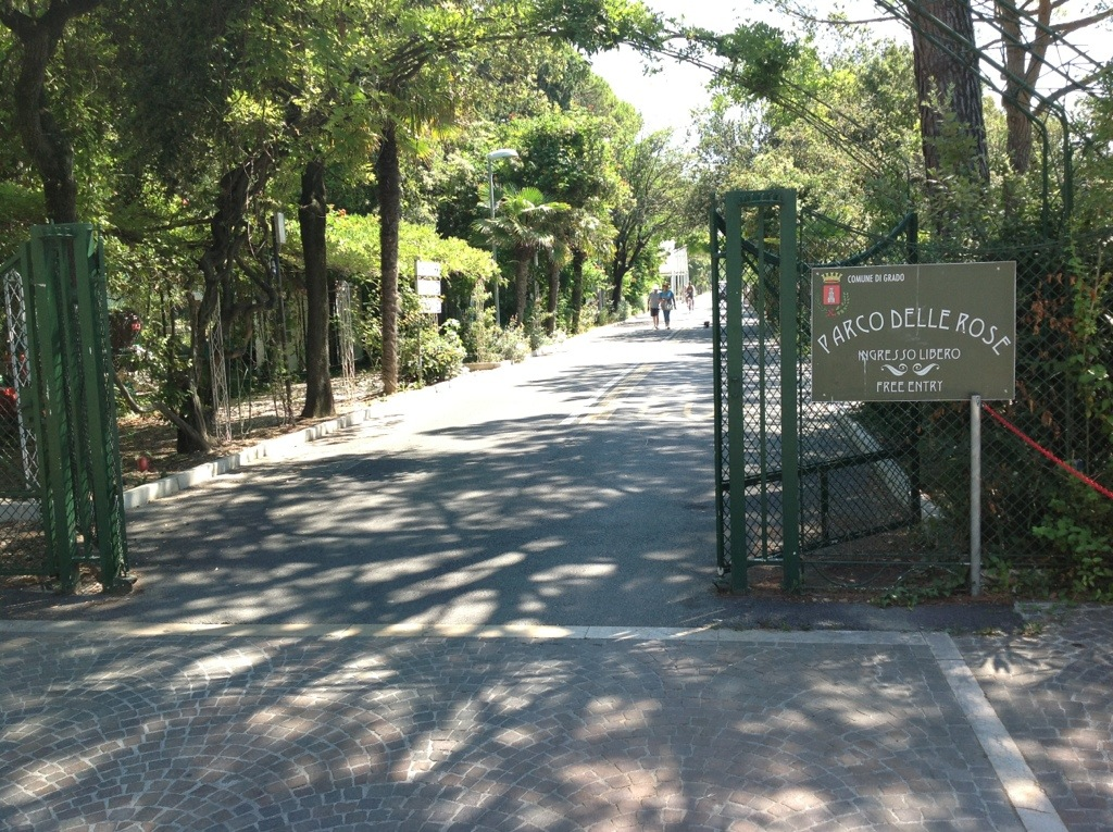 Passeggiata Parco delle Rose