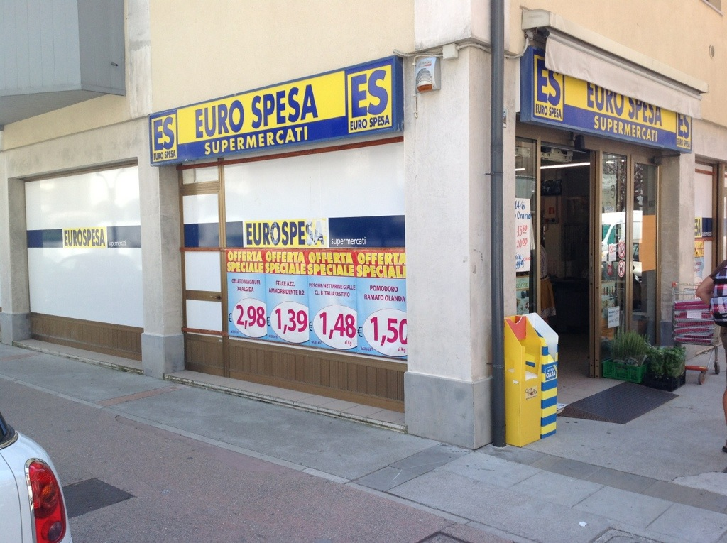 Supermercato Eurospesa