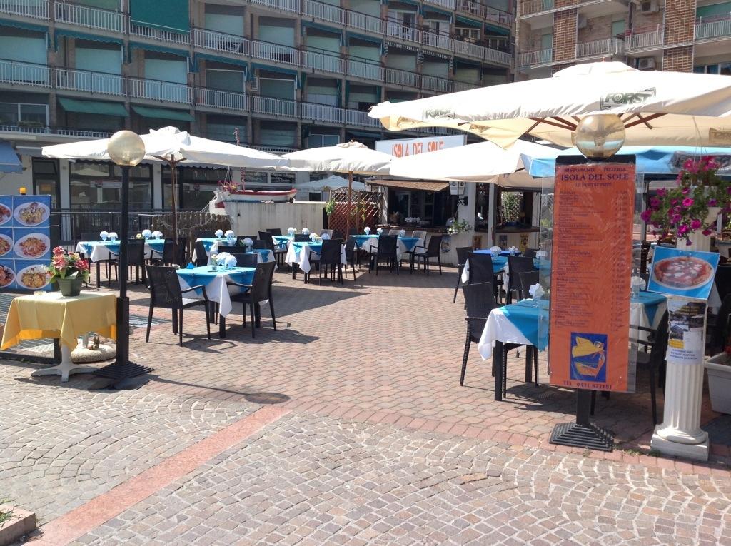Ristorante/pizzeria Isola del Sole