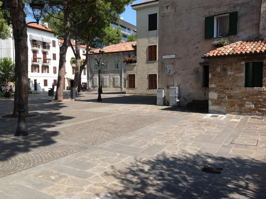 Passeggiata accessibile centro storico