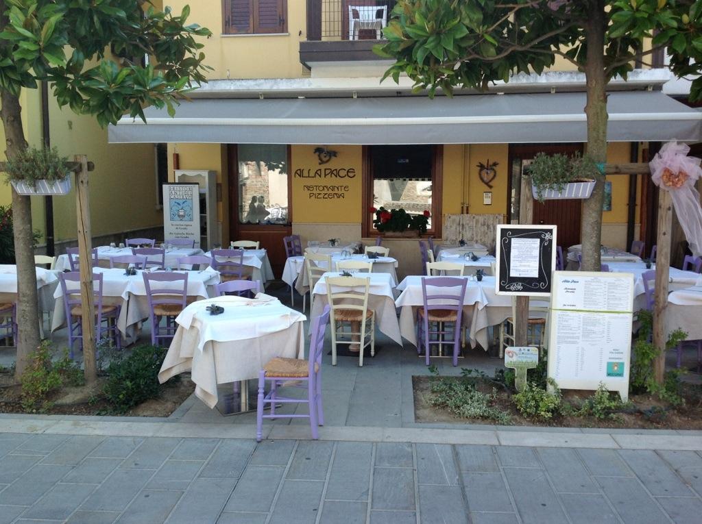 Ristorante/pizzeria Alla Pace