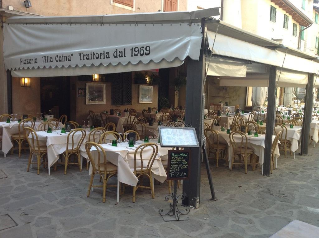 Ristorante/pizzeria Alla Caina