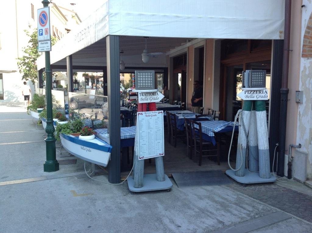 Ristorante/pizzeria Bella Grado
