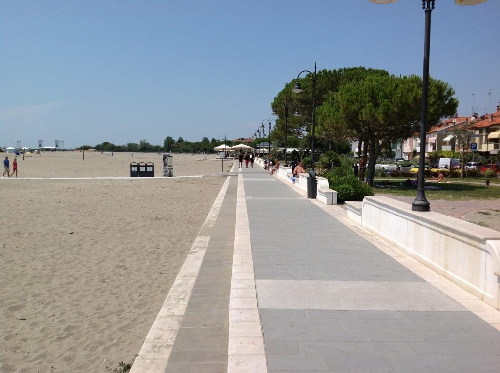 Passeggiata accessibile Costa Azzurra