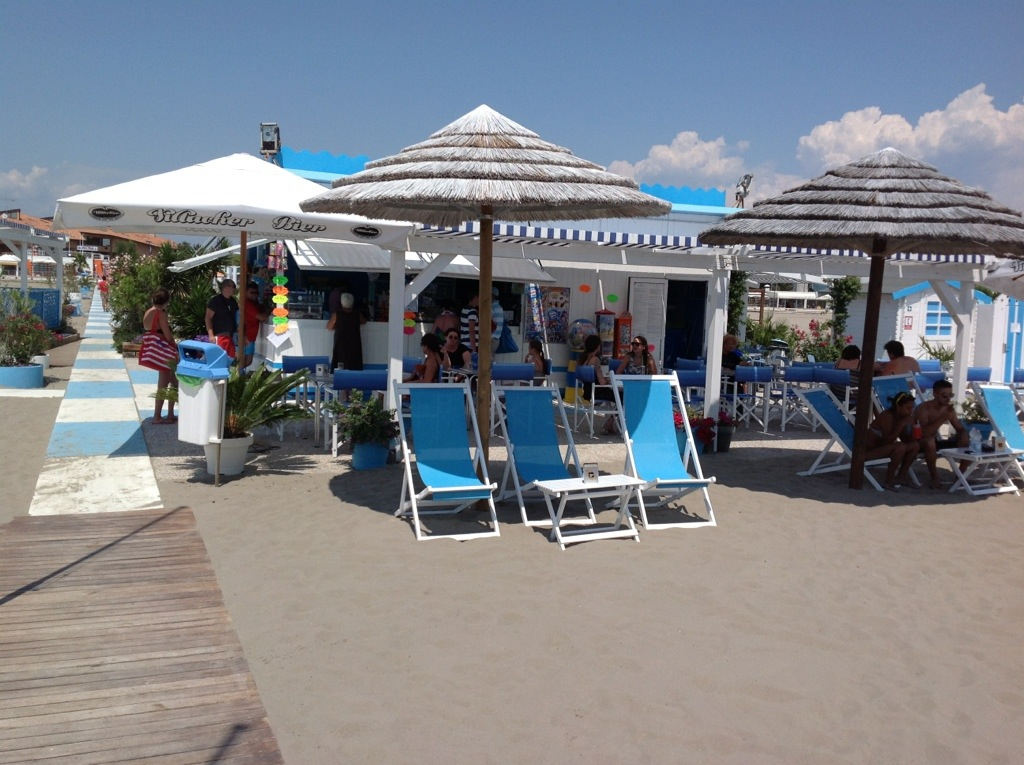 Stabilimento balneare Jolly Costa Azzurra